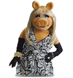 ver más de Miss Piggy